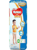 Huggies diaper-XXL