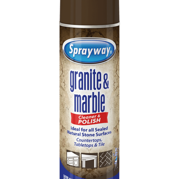 SPRAYWAY GRANITE AND MARBLE CLEANER