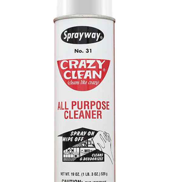 Sprayway-Crazy Clean All Purpose Cleaner