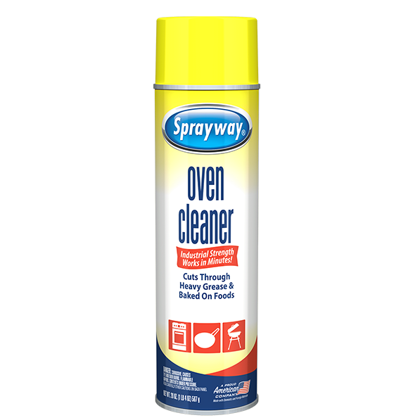 Sprayway-Oven-cleaner